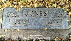 Elmer W Jones
