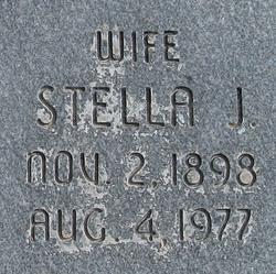 Stella <I>Jeffs</I> West