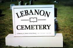 Lebanon Baptist Church Cemetery