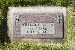 William Thomas Green
