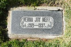 Verna Joy Neff