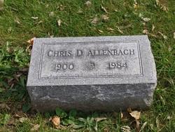 "Christ Daniel ""Chris"" Allenbach"