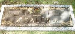 Lillian Mildred <I>Prince</I> Bales