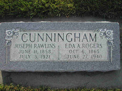 Eda Ann <I>Rogers</I> Cunningham