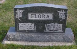 Donald J Flora