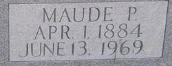 Maude P Warren