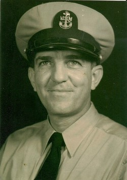 """Chief Bernard Daniel """"Barney"""" Fair"""