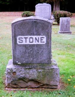 Elizabeth <I>VanDrick</I> Stone