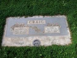 Alton Brooks Craig