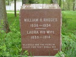 William H Rhodes
