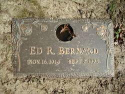 Ed R Bernard