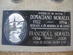 Donaciano Morales