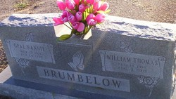 Opal Nannie <I>Patton</I> Brumbelow