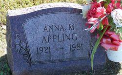 Anna M. Appling