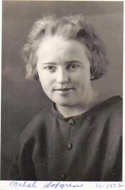 Mabel Odessa <I>Lofgren</I> Citty