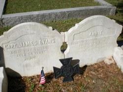 Capt James Evans