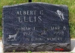 Albert Garth Ellis