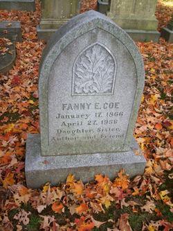 Fanny E. Coe
