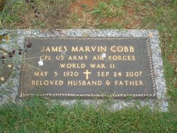 James Marvin Cobb