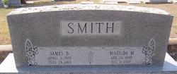 Matilda M. <I>Scheihing</I> Smith