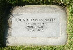 John Charles Green