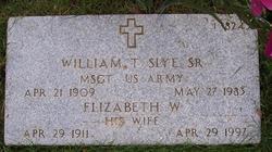 Elizabeth <I>Wallmeyer</I> Slye