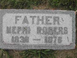 Nephi Rogers