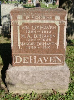 William Arthur DeHaven