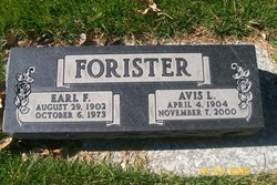 Earl Francis Forister