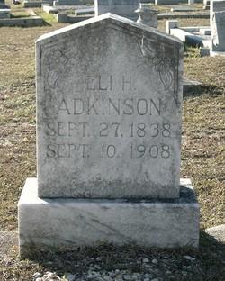 Eli H Adkinson