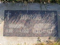 Henry L Adams