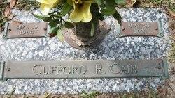 Clifford R Cain