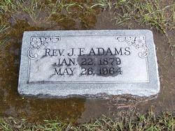 Rev J F Adams