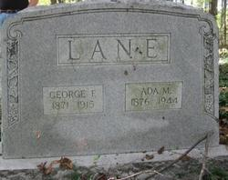 Ada Maude <I>Snodgrass</I> Lane