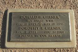 Donald H Garner