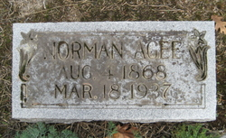 Norman Agee