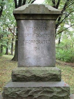 Lithuanian Liberty Cemetery