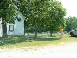 Oakridge Baptist Church Cemetery