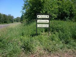 Irish Hollow Cemetery