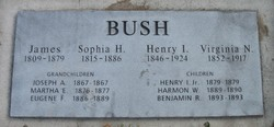Martha Evaline Bush