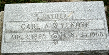Carl Alvin Wyckoff