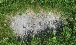 Lura E. <I>Cosman</I> Brown