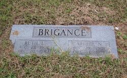 Ruth Lucille <I>McDaniel</I> Brigance
