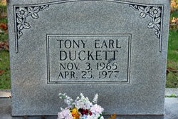 Tony Earl Duckett
