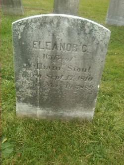 Eleanor C <I>Ammerman</I> Stout