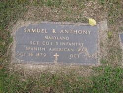 Samuel R Anthony