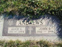 Alice Coloma <I>Fisher</I> Andrews