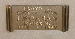 Maude May <I>Plopper</I> Ingraham