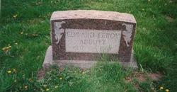Edward LeRoy Abbott