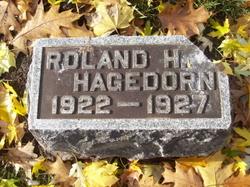 Roland Hagedorn